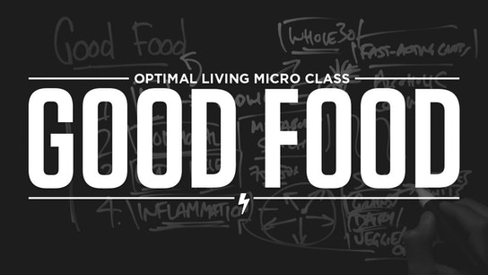 Good Food Micro Class Cover