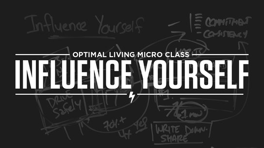 Influence Yourself Micro Class Cover