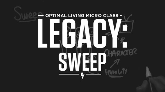 Legacy: Sweep Micro Class Cover