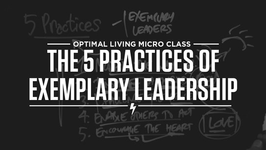 The 5 Practices of Exemplary Leadership Micro Class Cover
