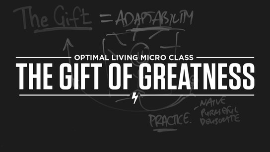 The Gift of Greatness Micro Class Cover