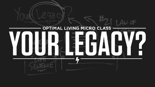 Your Legacy? Micro Class Cover