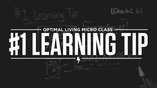 #1 Learning Tip Micro Class Cover