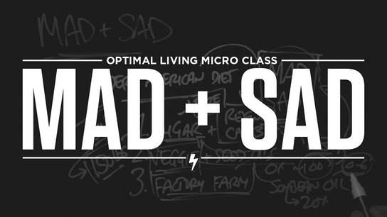 MAD + SAD Micro Class Cover