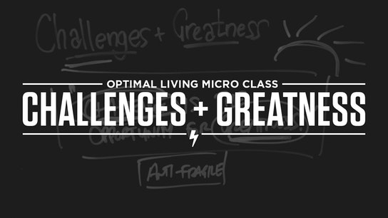 Challenges + Greatness Micro Class Cover