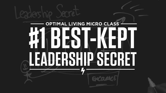 #1 Best-Kept Leadership Secret Micro Class Cover