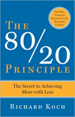 The 80/20 Principle Book Cover