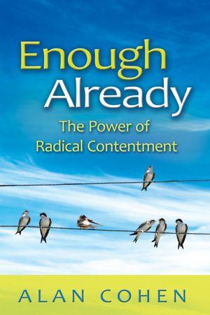 Enough Already Book Cover